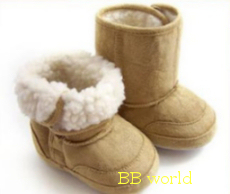 Infant-Baby-Winter-Boots-Boy-Girls-Toddler-Fur-Shoes